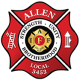 Allen Firefighters logo bottom