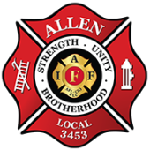 Allen Firefighters Logo